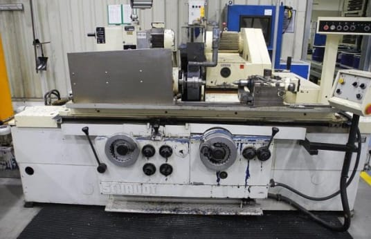 Silindir Taşlama Makinesi SCHAUDT E450 N1000