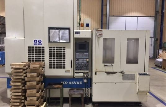 OKUMA MX-45VAE CNC Vertical Machining Center