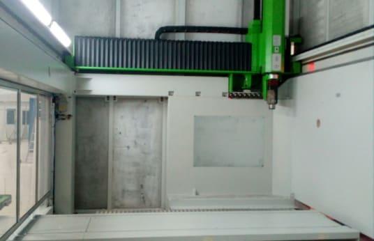 BELLOTTI FLA 5526 Gantry-Type Milling Machine