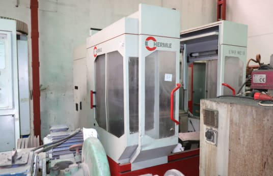 HERMLE UWF-90-2H CNC machining center