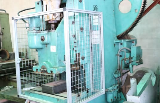ERFURT 160/135 Mechanical eccentric press