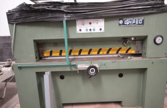 OMPEC Veneer Cutting Machine