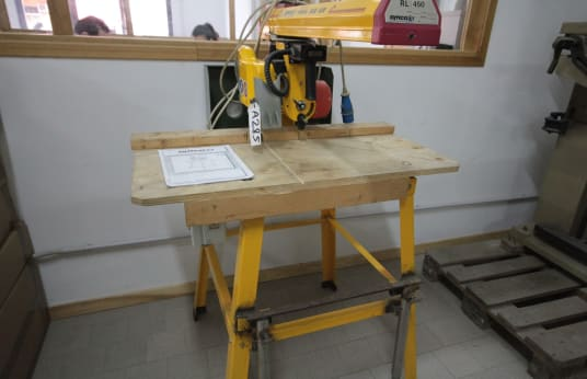 OMGA RL 450 Radial Saw