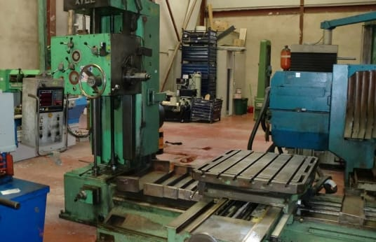 AYCE 90 Boring machine