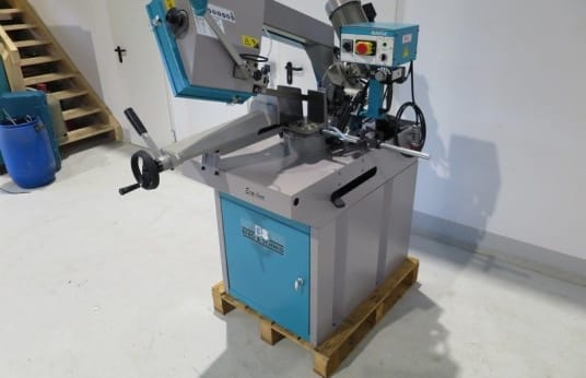 BERG & SCHMID GBS 240 AutoCut Band Saw