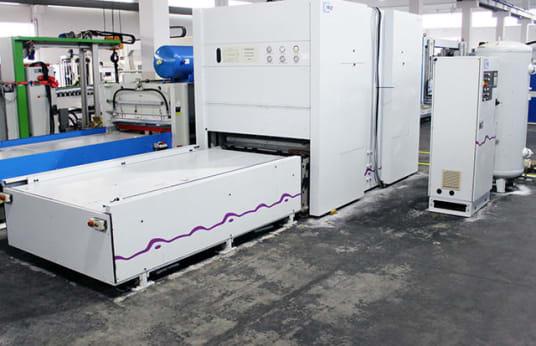 FRIZ MFP / 20 / MT / 15 / 27 Membrane Press