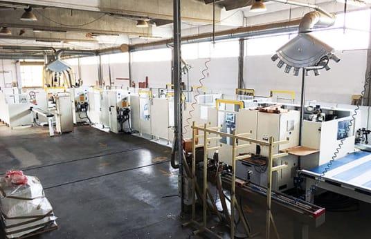 Centro Di Lavoro Per Serramenti SCM WINDOR 100