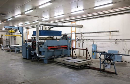 BLACK & BROTHERS Lamination Line