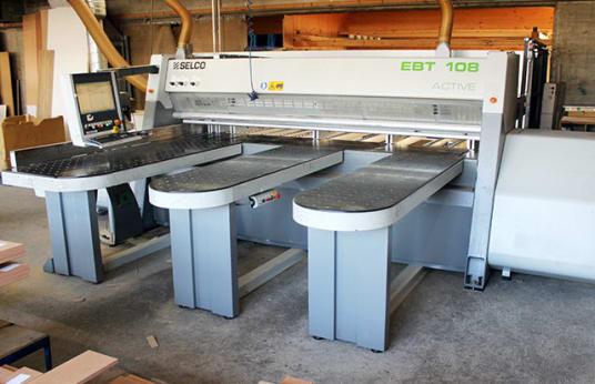 Sezionatrice Carico Automatico SELCO EBT 108