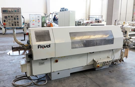 FRAVOL Single Side Edge Bander