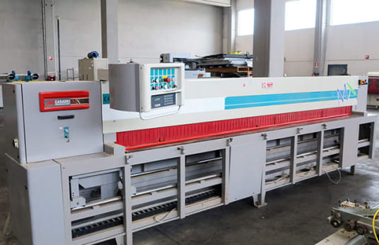 CASADEI MX Beam Panel Saw With Front Loading
