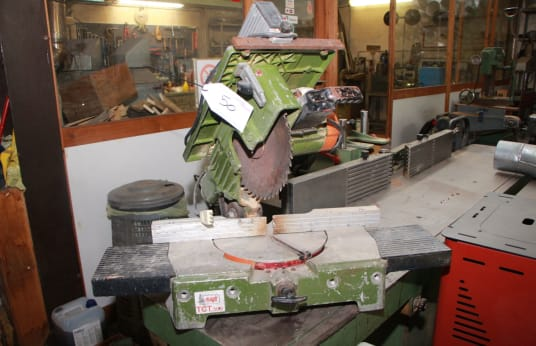 MAGH TCT 300 Miter saw
