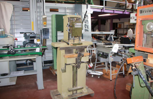 OM 340 Chisel mortiser