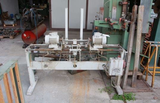 MARZANI Buffing machine