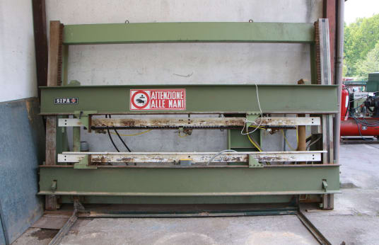 SIPA Frame press