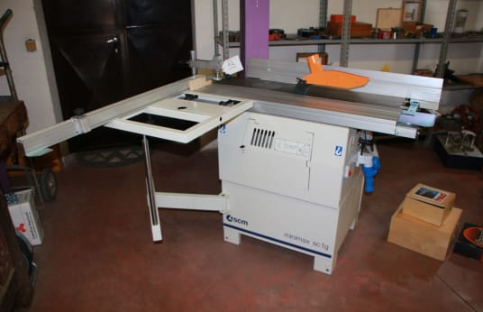 SCM SC 1G Sliding table saw