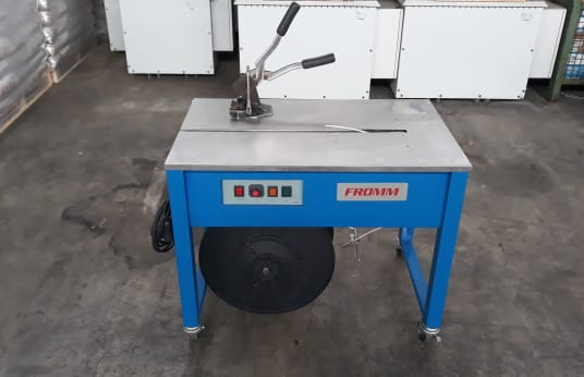 FROMM EX-102 Srapping machine