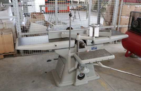 LINVINCIBILE B4 Combined surface planer - circular saw - mortising machine