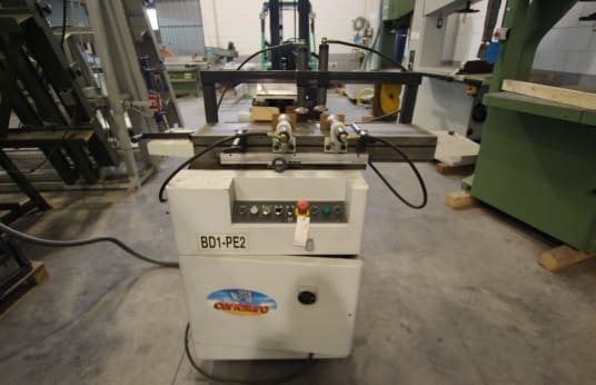 CENTAURO BD1-PE2 Horizontal Hydraulic Chisel Mortiser