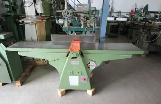 GUILLET 2 Times Combined Machine