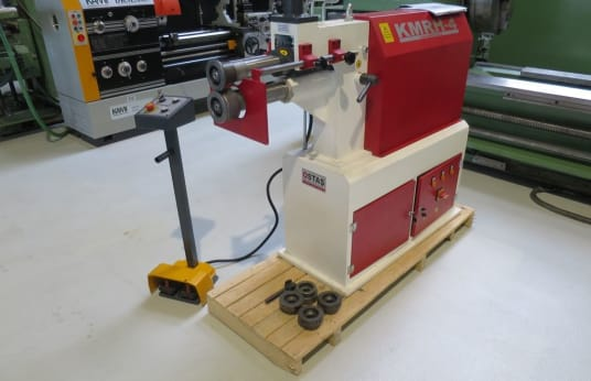 OSTAS KMRH-4.0 Beading and Flanging Machine