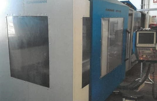 KUNZMANN WF 9 CNC Toolroom Mill