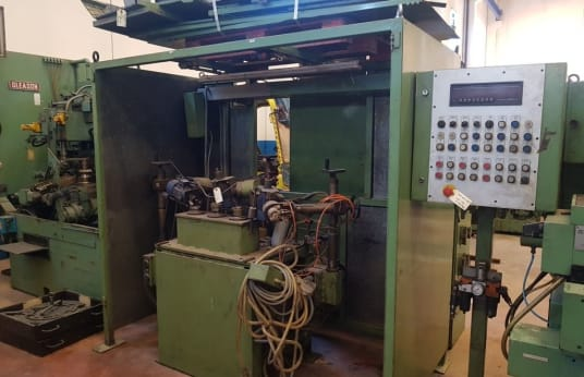 DA-150 Chamfering and Rounding Machine