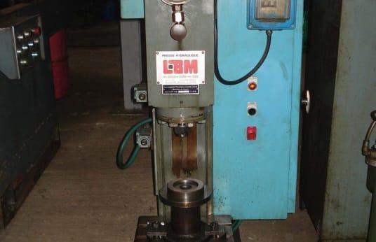 LBM B-4 hidraulična preša