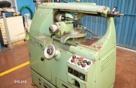 KOEPFER 150 Gear Hobbing Machine