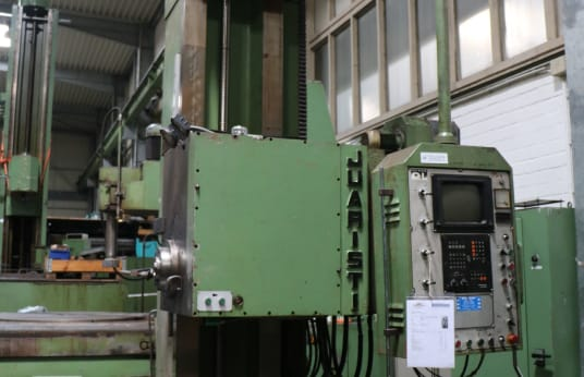 JUARISTI MDR-125-A-CF-CNC Table-Type Boring Mill