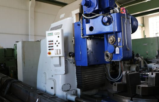 LIEBHERR ET 1500 Gear Hobbing Machine