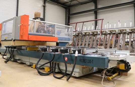 MASTERWOOD PROJECT 330 T Machining Centre