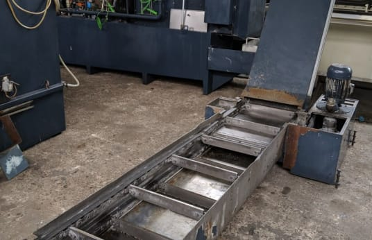 DGS KBF 500 Chip Conveyor