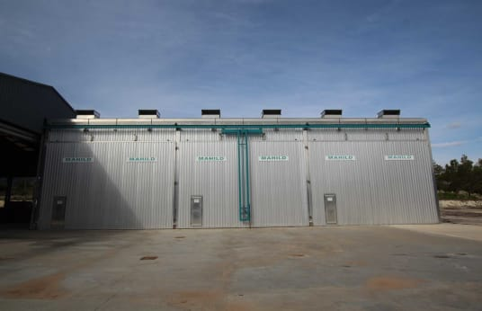 MAHILD MM4000 Drying Booths