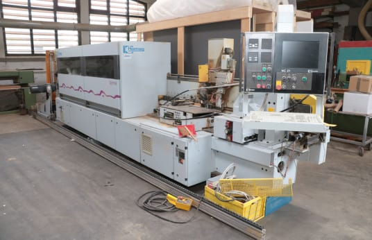 HOMAG OPTIMAT KL 77/A20/S2 Edgebander