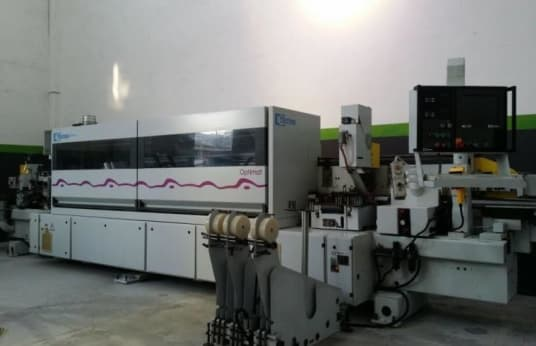 HOMAG KL77/A3/S2 Single-Sided Edgebanding Machine