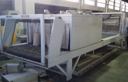 ZORPACK ZEF-1750 Wrapping Machine