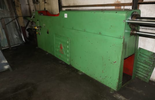 GABANDE Hydraulic Horizontal Broach