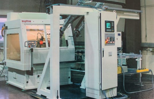 SUPFINA 455.8 Super Finishing Machine