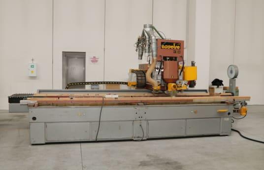 ESSETRE GAMMATRONIC 4210 CNC-bewerkingscentrum