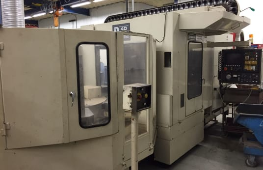 TOSHIBA BMC 40 Horizontal Machining Centre