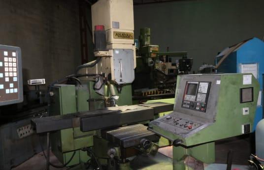 ANAYAK CNC 1080 CNC-Revolverfräsmaschine