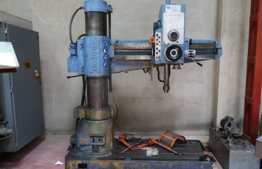 RAPID 50 Radial Drill