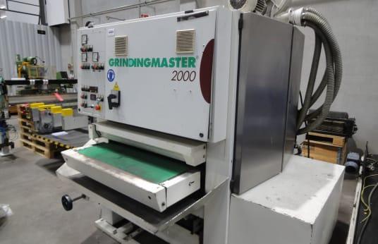 Sbavatrice GRINDINGMASTER GR-2300-900