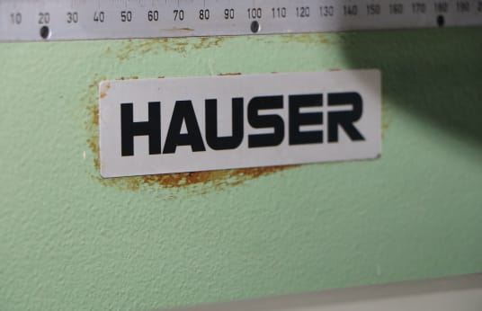 HAUSER H 601 Profile Projector