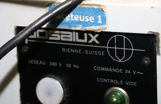 POSALUX FCT-150 Diamond Machine