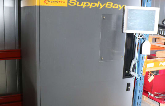 SECO SUPPLY BAY Tool Station