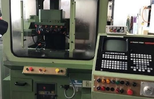 BUMOTEC S 92 Machining Center