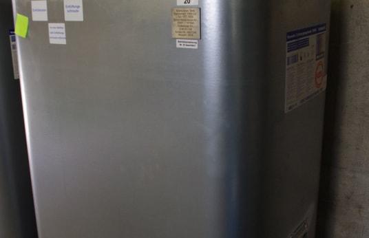 SCHÜTZ VET 1000 Waste Emulsion Tank