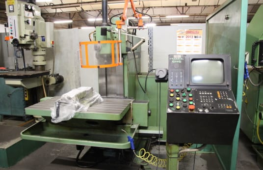 METBA MB-35-D CNC Turret Milling Machine